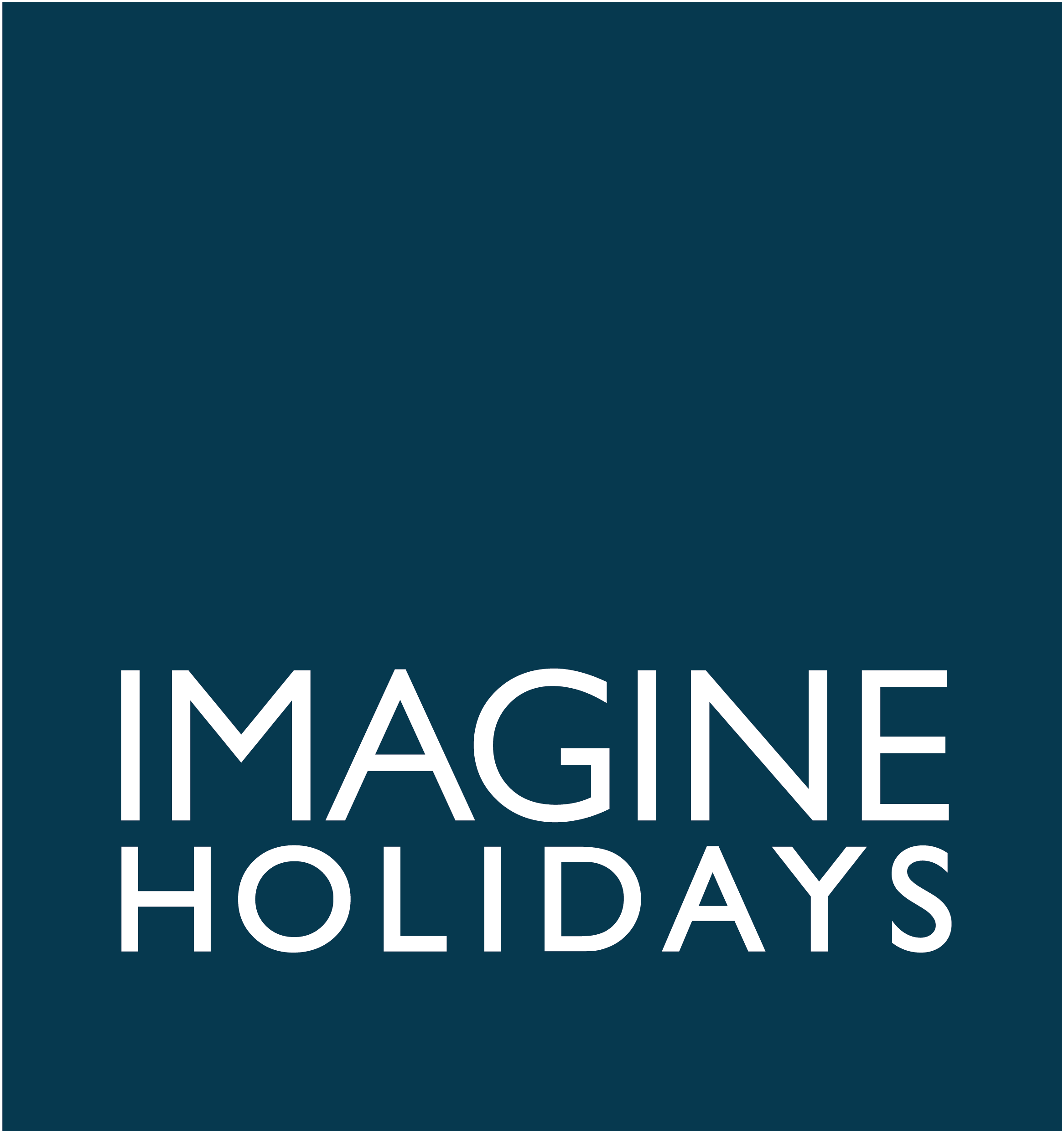 Imagine Holidays Logo
